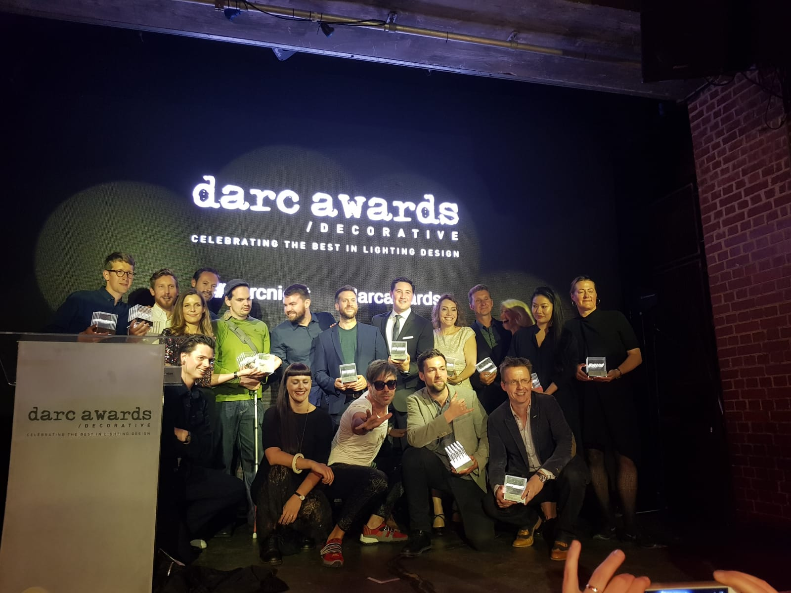 Darc Awards 2018
