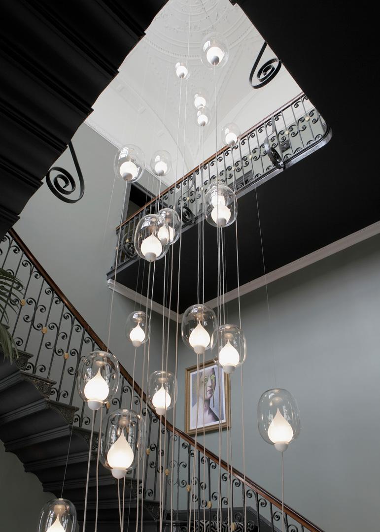 Luum-Installation-Flame-Light