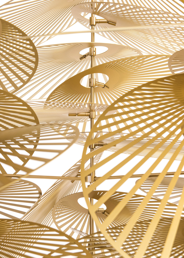 Journal-Leaf-Installation-Gold